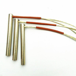 Catridge Heater lead wire come out at 90 degree